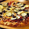 پیتزا راتاتویی یک غذای فرانسوی خیلی خوشمزه