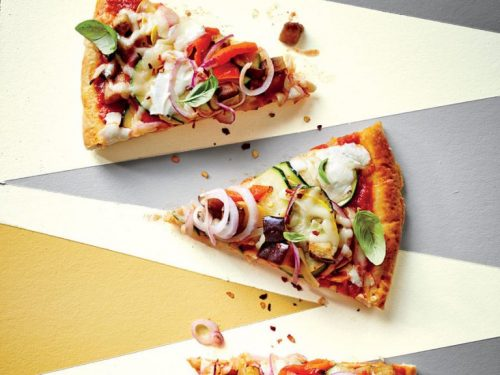 پیتزا راتاتویی