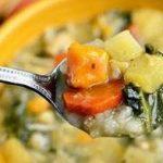 طرز تهیه سوپ جو رژیمی