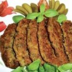 شامی کباب سبزیجات