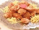 مرغ با گردو / پخت آسان و سریع