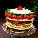 روش تهیه پنکیک صبحانه؛ مخصوص روز پدر