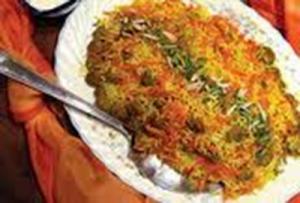 طرز تهیه پلو دال هندی
