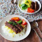 کباب تابه ای ، یک شام ایده آل و خوشمزه برای مهمانی ها