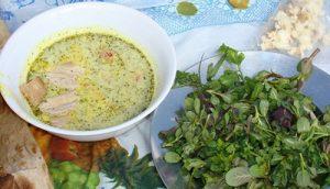 کمه جوش غذای محلی سبزواری ها را امتحان کنید