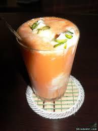 طرز تهیه هویج گلاسه ، نوشیدنی عالی و بامزه