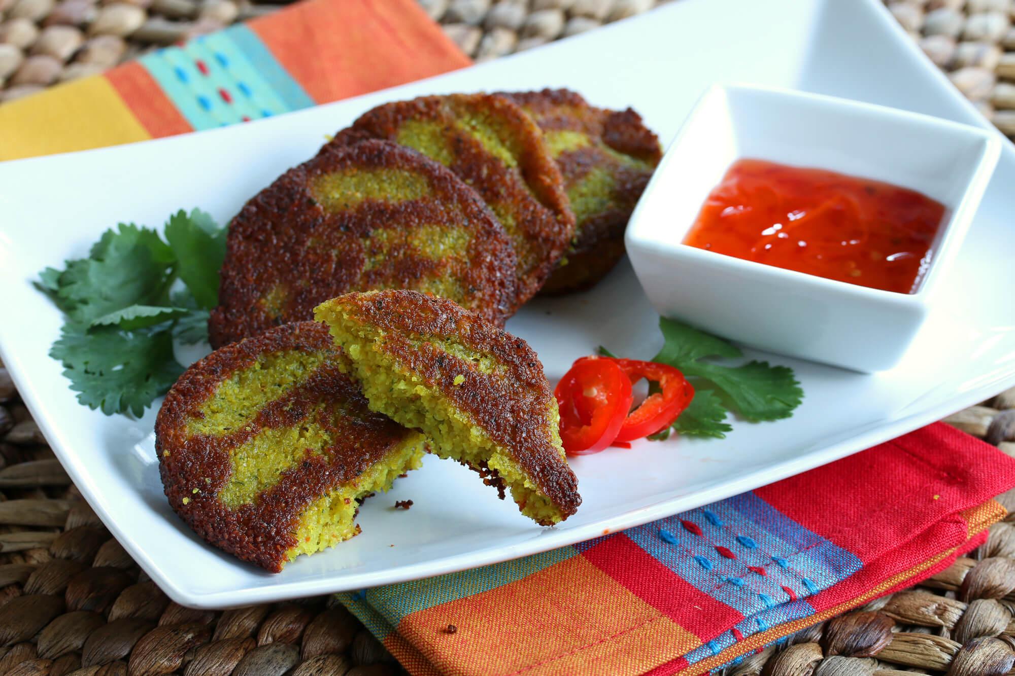 شامی لپه یک غذای خوشمزه سنتی با مواد مغذی