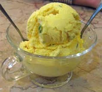 طرز تهیه بستنی خامهای (سنتی)