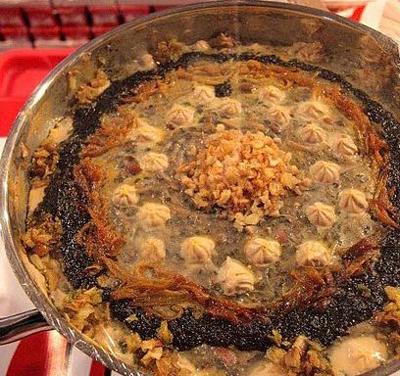 آش بی بی ، یک آش سنتی که در این روزهای سرد میچسبد