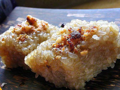 طرز تهیه کیک برنجی با بادام هندی ، این غذای خوشمزه کره ای است+تصاویر