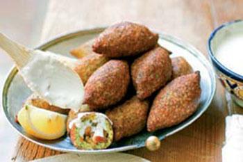 طرز تهیه کباب لبنانی