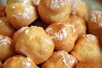 طرز تهیه نان خامه ایی