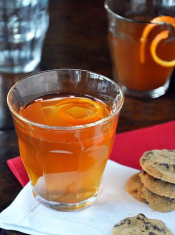 طرز تهیه نوشیدنی داغ زمستانی، دارویی برای سرماخوردگی