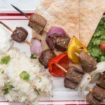 کباب چنجه با سس سیر ، یکی از پرطرفدارترین کباب ها