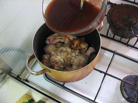 طرز تهیه مالاوابیج ، یک غذای شمالی خوشمزه + تصاویر مراحل پخت