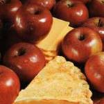 طرز تهیه شیرینی لقمه سیب