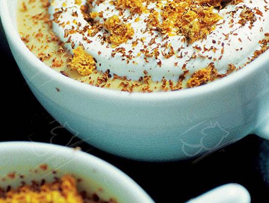 طرز تهیه دسر شکلات و قهوه فنجانی ، برای افرادی که عاشق شکلات و قهوه هستند