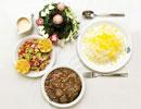 غذاهای ایرانی خوشمزه ، بدون یک وجب روغن ( سالمترین قیمه و قرمه ایــران )