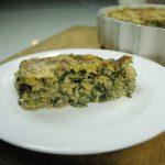 سوفله سالمون و اسفناج غذای خوشمزه + تصاویر مراحل پخت