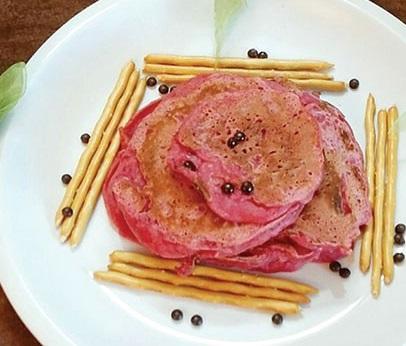 پنکیک لبو عسلی ، صبحانه ای دلپذیر
