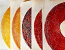 طرز تهیه لواشک میوهای با «فر» در خانه