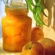 طرز تهیه ترشی میوه های تابستانی (هلو و زردالو)