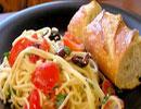 طرز پخت « اسپاگتی با گوشت »