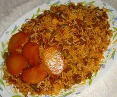 طرز تهیه اسلامبولی پلو