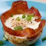 کاسه تخم مرغی ، یک صبحانه شیک برای پذیرایی از مهمانانتان عالی است