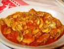 طرز تهیه خورش قارچ / یک شام فوری و راحت