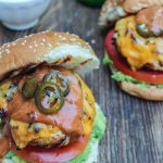 طرز تهیه همبرگر بوقلمون کبابی