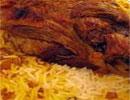 مجبوس ، پلوی عربی ( ساده و کاملا متناسب با ذائقه ایرانیها )