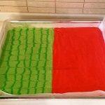 طرز تهیه رولت هندوانه ای مخصوص شب یلدا