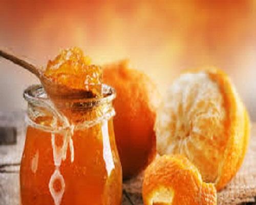 مربای نارنگی کاراملی