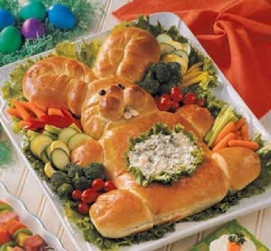 طرز تهیه نان اشتهابرانگیز خرگوشی مخصوص کودکان+عکس