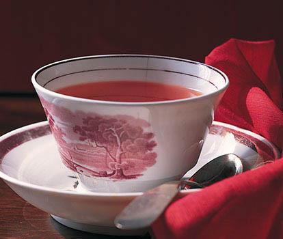 چای انار از سری دستورات مارتا استوارت برای شب های سرد
