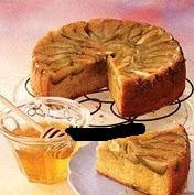 چگونگی تهیه کیک انجیر و ماست