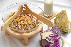 سالاد اندونزی یک پیش غذای ضد سرطانی خوشمزه