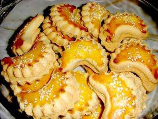 نان چایی؛ شیرینی سنتی قزوین