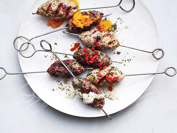 طرز تهیه کوفته قلقلی کبابی ، یک غذای شیک و خیلی خوشمزه