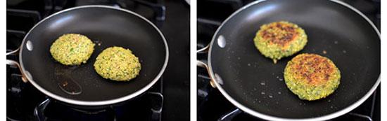 طرز تهیه فلافل ، این بار به روشی دیگر فلافل بپزید+تصاویر مراحل طبخ