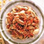 طرز تهیه اسپاگتی با سس تن ماهی