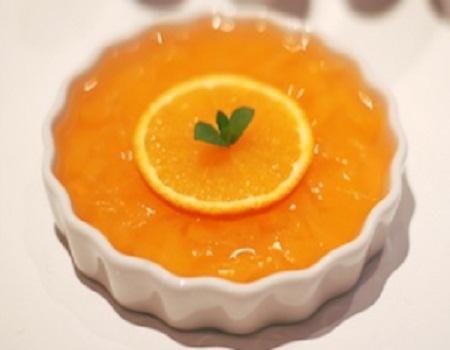 مربای خلال پوست پرتقال ، مربایی خوشمزه !
