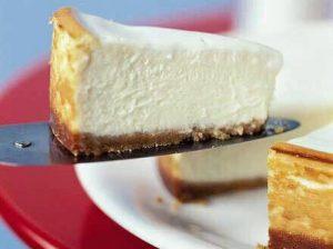 چیز کیک نیویورکی خوشمزه و آسان بپزید
