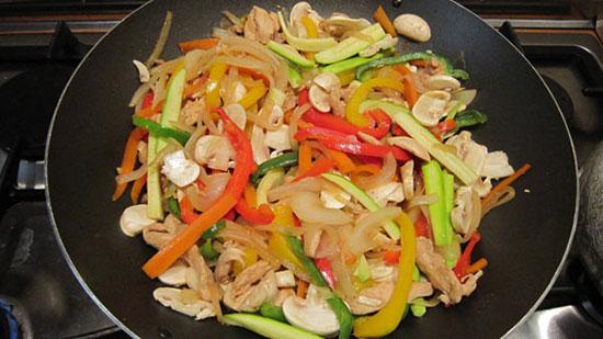 خوراک سبزیجات اتیوپی