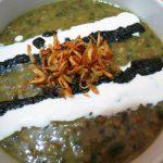 آش عدس یک غذای سنتی خوشمزه و آهن دار برای افطاری