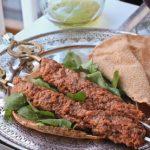 کباب موهامورا یک غذای لبنانی در وعده ی افطاری