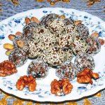 کاکائو خرمایی شیرینی خوشمزه و مقوی مخصوص افطار