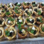 کشک و بادمجان لقمه ای برای افطار + تصاویر مراحل پخت