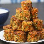 طرز تهیه لقمه های سوخاری سبزیجات شیک و خوشمزه
